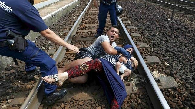 La crisis de los refugiados sirios en europa