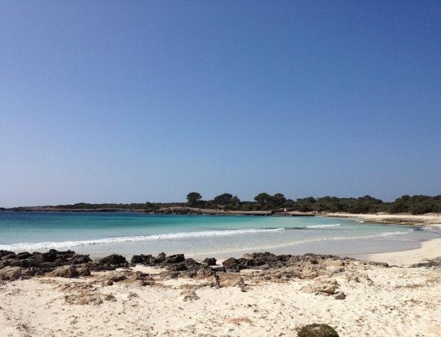 Cala es Banyul Menorca