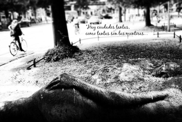 Poema a las ciudades