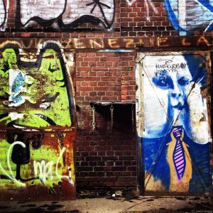 Arte urbano en Berlin