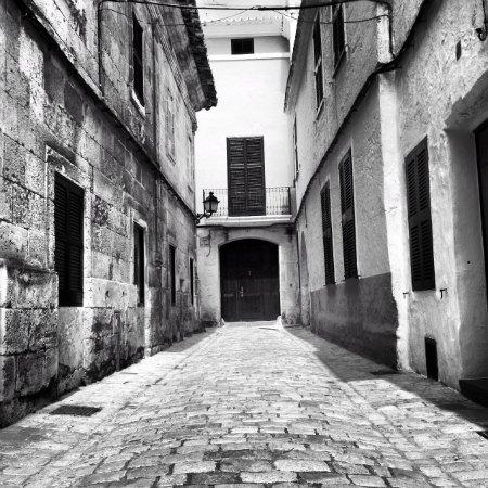 Que ver en Menorca, calles de Ciutadella