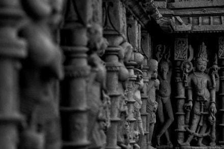 India Bombay Gujarat Templo Rani Ki Vav