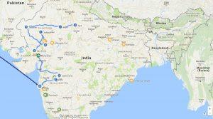 Consejos para viajar por la India