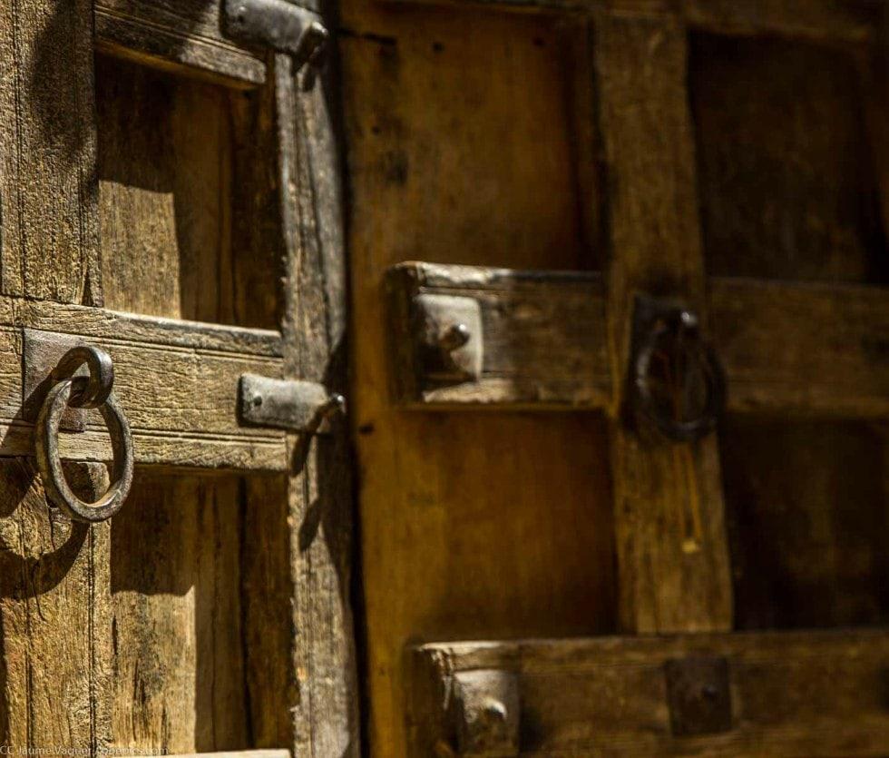 Puertas de Jaisalmer