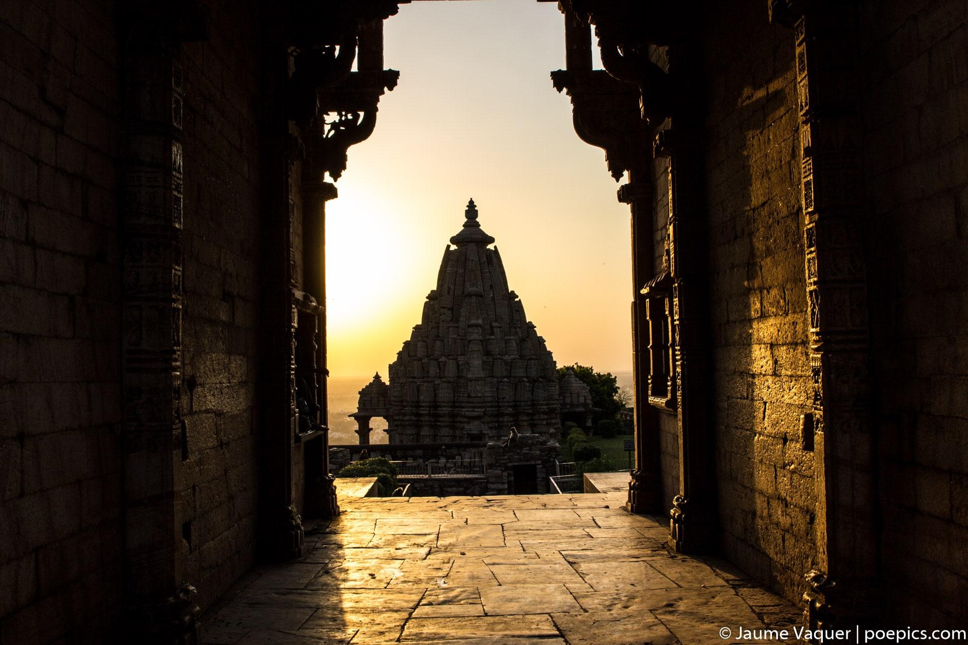 Fuerte de Chittorgargh, Rajasthan, India