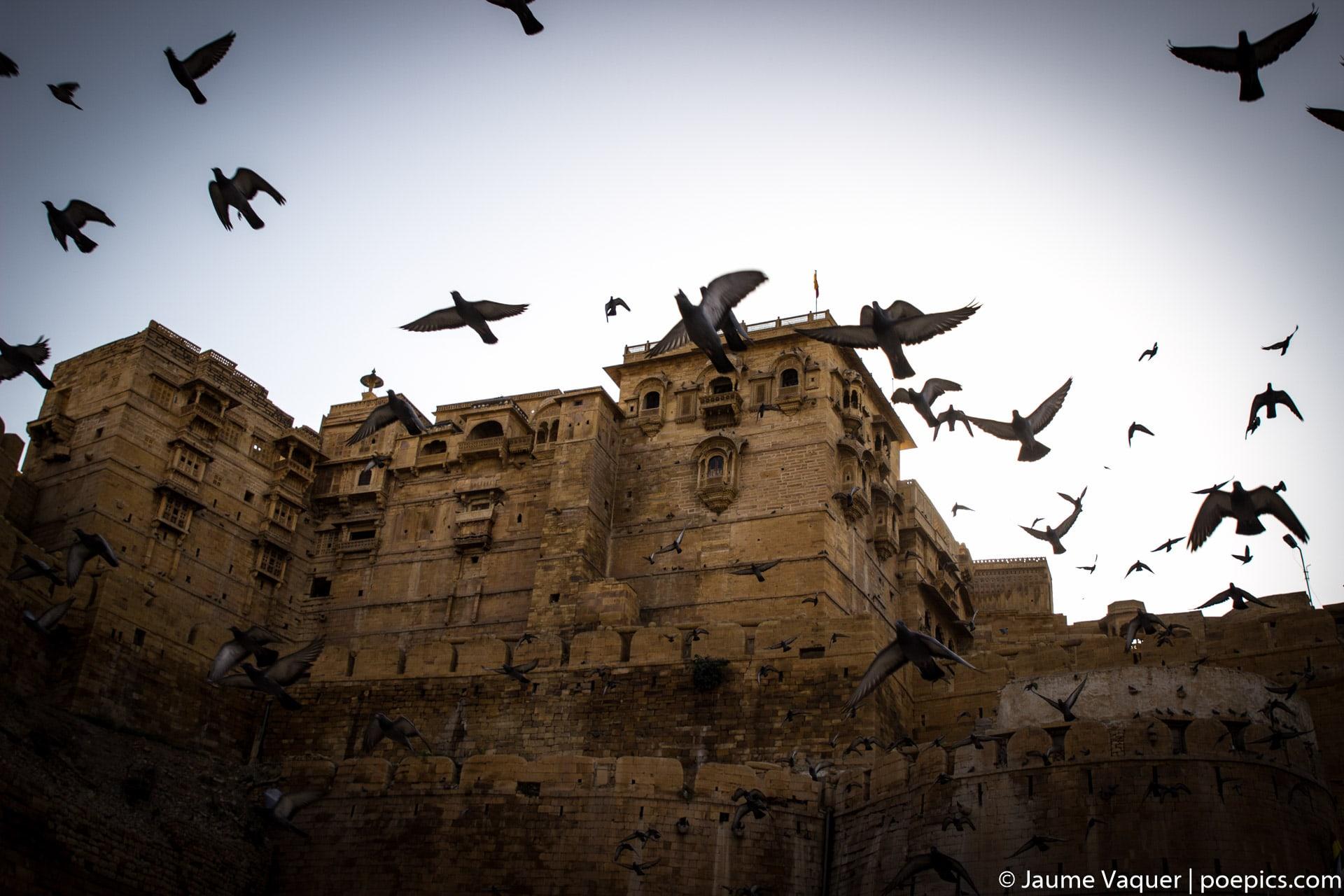 Fuerte de Jaisalmer, Rajasthan, India