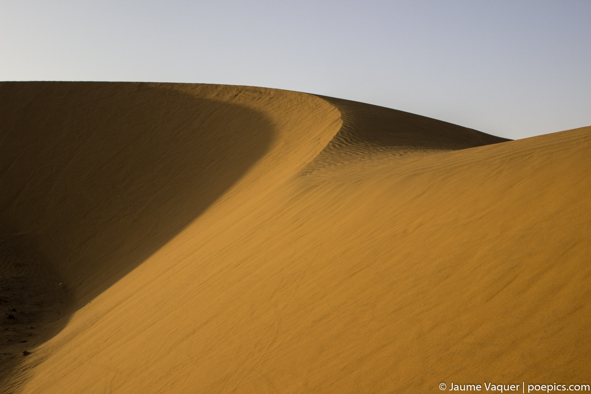 Desierto de Jaisalmer, Rajasthan, India