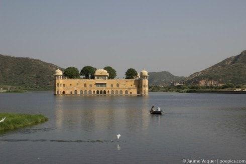 Palacio en Jaipur, Rajasthan, India