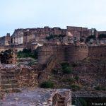 Fuerte de Jodhpur, Rajasthan, India