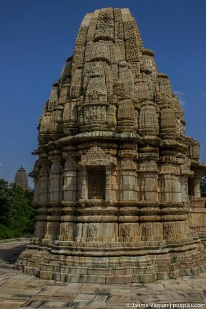 Fuerte de Chittorgargh, cerca de Udaipur, Rajasthan, India