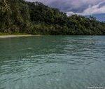 Playas tranquilas de Koh kood en Tailandia