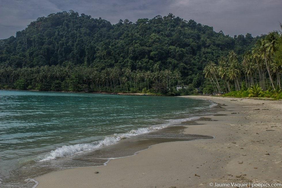 Playas de Koh Kood, una isla paradisiaca al Sur de Tailandia