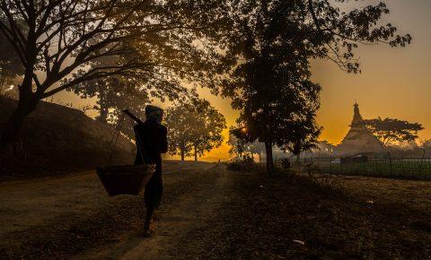 44 amazing photos of Myanmar