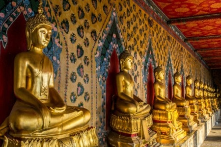 Bangkok, capital de Tailandia