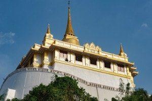 Templo Wat Saket Bangkok